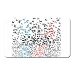 Twenty One Pilots Birds Magnet (Rectangular) Front