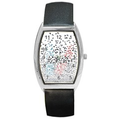 Twenty One Pilots Birds Barrel Style Metal Watch