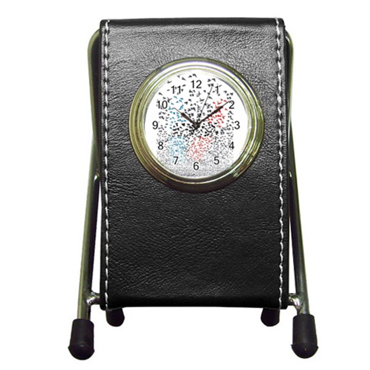 Twenty One Pilots Birds Pen Holder Desk Clocks