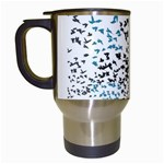 Twenty One Pilots Birds Travel Mugs (White) Left