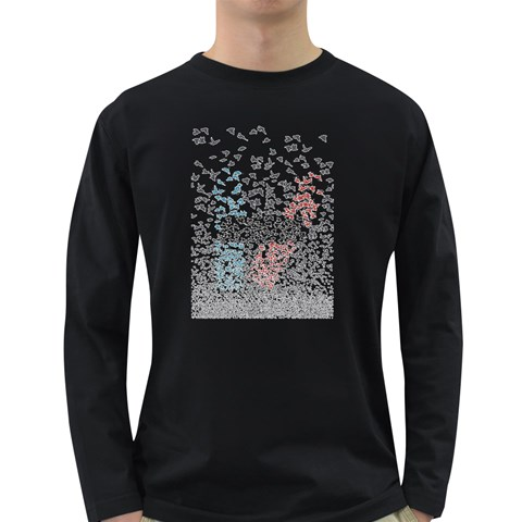 Twenty One Pilots Birds Long Sleeve Dark T-Shirts