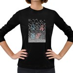 Twenty One Pilots Birds Women s Long Sleeve Dark T-Shirts Front