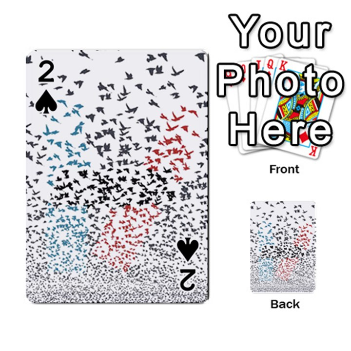 Twenty One Pilots Birds Playing Cards 54 Designs