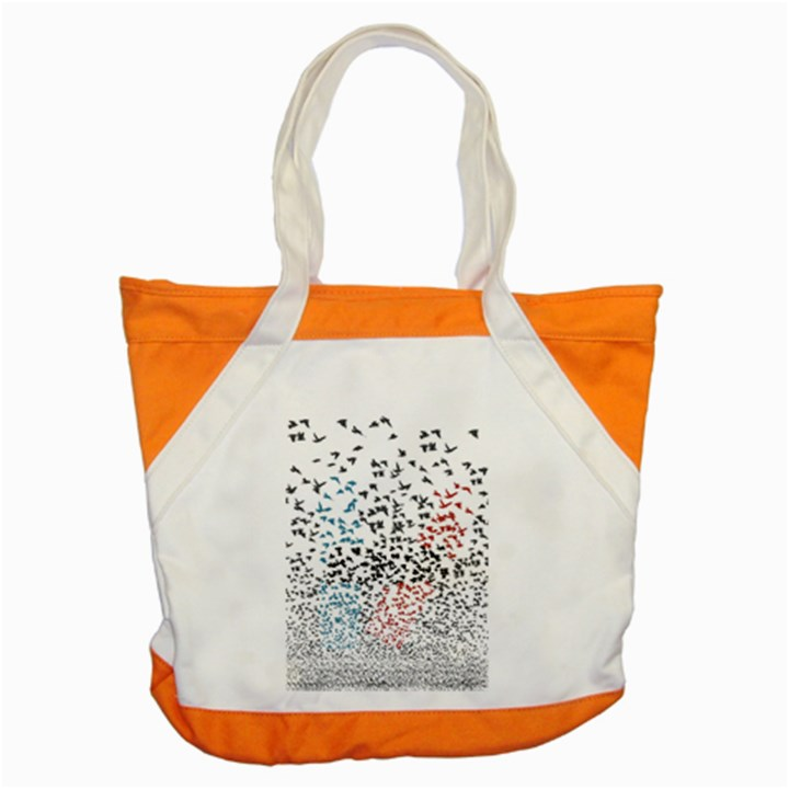 Twenty One Pilots Birds Accent Tote Bag