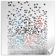 Twenty One Pilots Birds Canvas 12  x 12