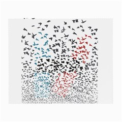 Twenty One Pilots Birds Small Glasses Cloth (2-Side)
