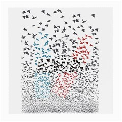 Twenty One Pilots Birds Medium Glasses Cloth (2-Side)