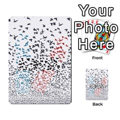 Twenty One Pilots Birds Multi-purpose Cards (Rectangle)
