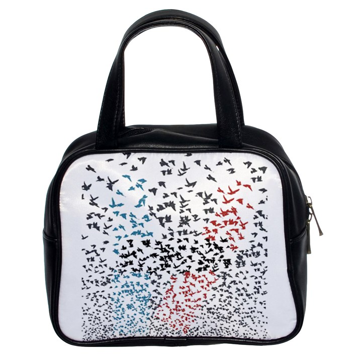 Twenty One Pilots Birds Classic Handbags (2 Sides)