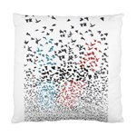 Twenty One Pilots Birds Standard Cushion Case (Two Sides) Back