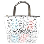 Twenty One Pilots Birds Bucket Bags Front