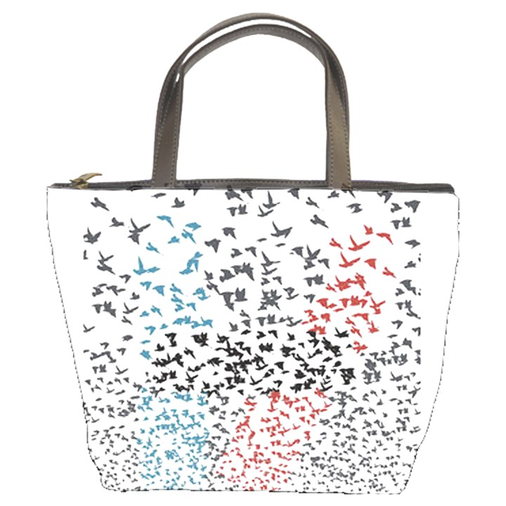 Twenty One Pilots Birds Bucket Bags