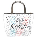 Twenty One Pilots Birds Bucket Bags Back