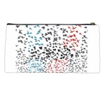 Twenty One Pilots Birds Pencil Cases Back