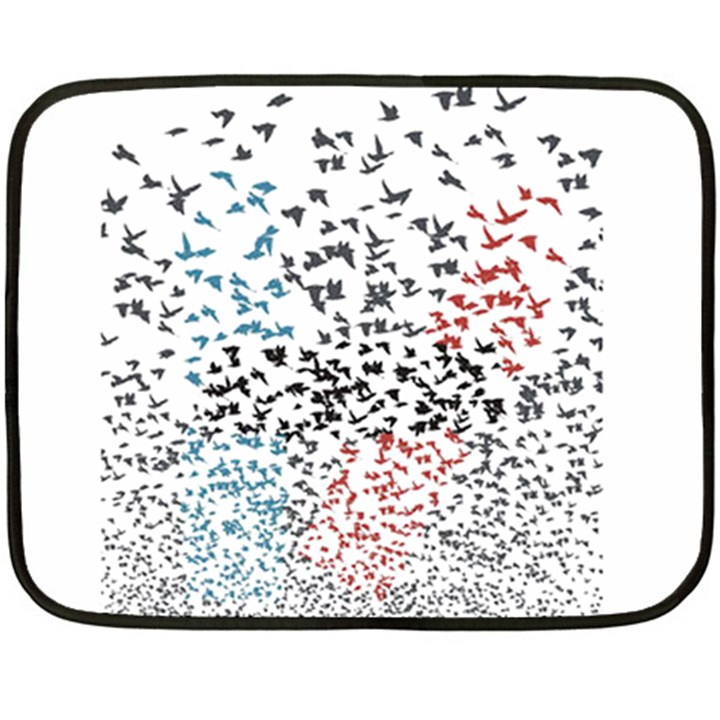 Twenty One Pilots Birds Double Sided Fleece Blanket (Mini)
