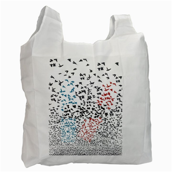 Twenty One Pilots Birds Recycle Bag (Two Side)