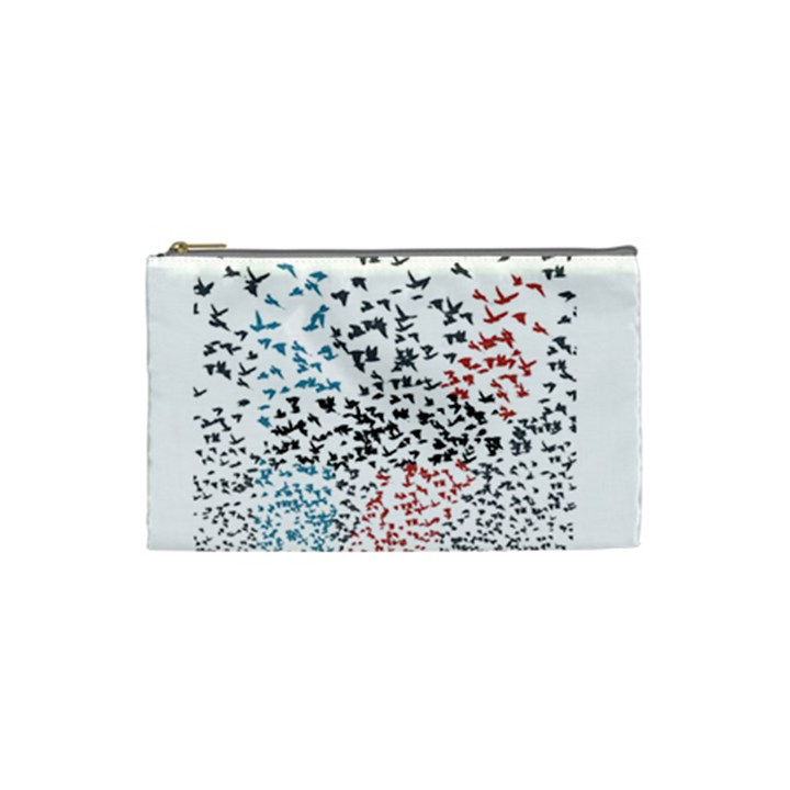 Twenty One Pilots Birds Cosmetic Bag (Small)