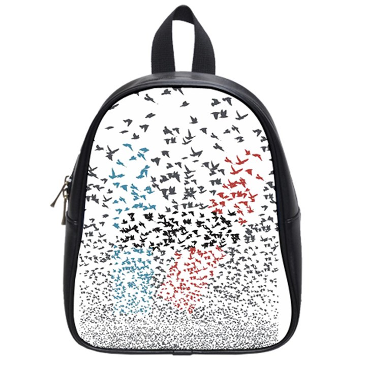Twenty One Pilots Birds School Bags (Small)