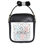 Twenty One Pilots Birds Girls Sling Bags Front
