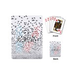Twenty One Pilots Birds Playing Cards (Mini)  Back