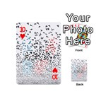 Twenty One Pilots Birds Playing Cards 54 (Mini)  Front - Heart10