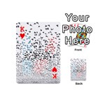 Twenty One Pilots Birds Playing Cards 54 (Mini)  Front - HeartK