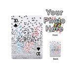 Twenty One Pilots Birds Playing Cards 54 (Mini)  Front - Spade10