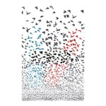 Twenty One Pilots Birds Shower Curtain 48  x 72  (Small)  42.18 x64.8 Curtain