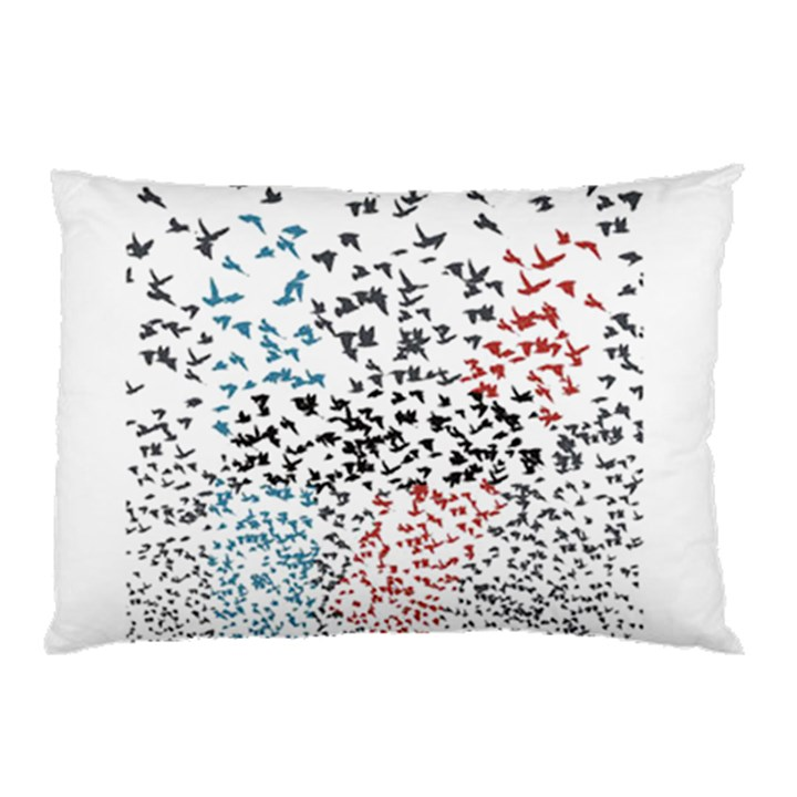 Twenty One Pilots Birds Pillow Case (Two Sides)