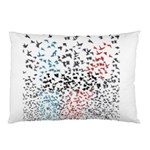 Twenty One Pilots Birds Pillow Case (Two Sides) Back