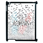 Twenty One Pilots Birds Apple iPad 2 Case (Black) Front