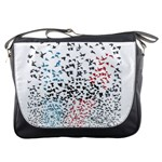 Twenty One Pilots Birds Messenger Bags Front
