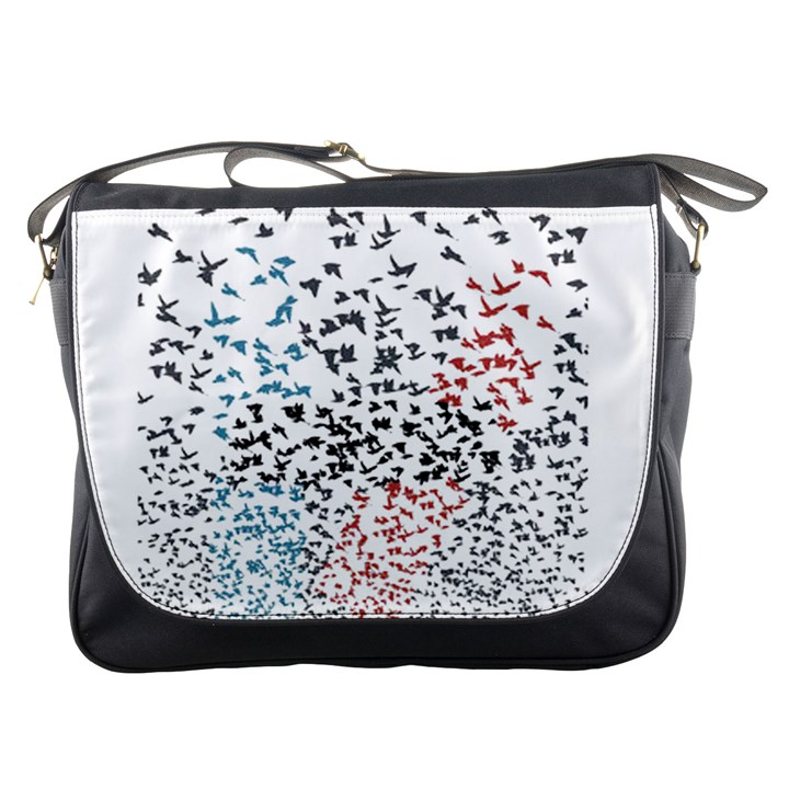 Twenty One Pilots Birds Messenger Bags
