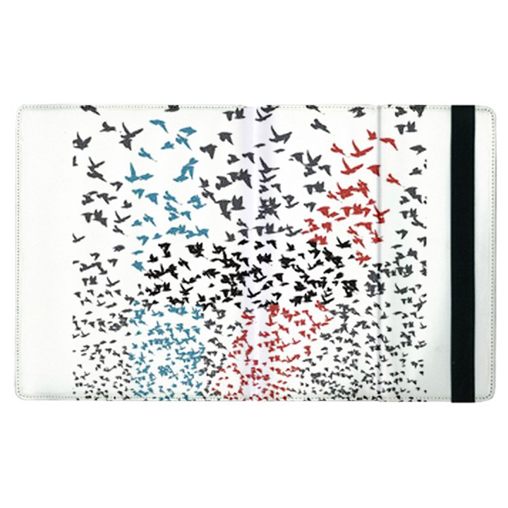 Twenty One Pilots Birds Apple iPad 3/4 Flip Case