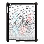 Twenty One Pilots Birds Apple iPad 3/4 Case (Black) Front