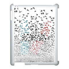 Twenty One Pilots Birds Apple iPad 3/4 Case (White)