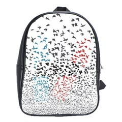 Twenty One Pilots Birds School Bags (XL)