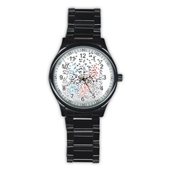Twenty One Pilots Birds Stainless Steel Round Watch