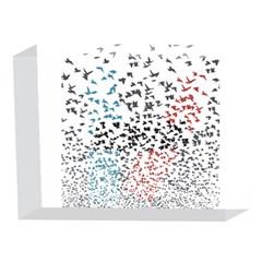 Twenty One Pilots Birds 5 x 7  Acrylic Photo Blocks