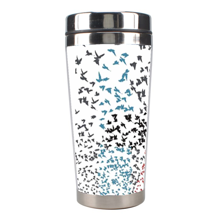 Twenty One Pilots Birds Stainless Steel Travel Tumblers