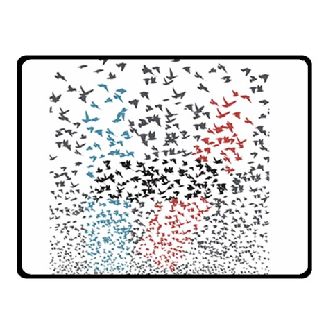 Twenty One Pilots Birds Double Sided Fleece Blanket (Small)