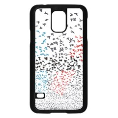 Twenty One Pilots Birds Samsung Galaxy S5 Case (Black)