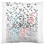 Twenty One Pilots Birds Standard Flano Cushion Case (Two Sides) Back