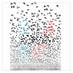 Twenty One Pilots Birds Large Satin Scarf (Square)