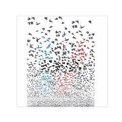 Twenty One Pilots Birds Small Satin Scarf (Square)