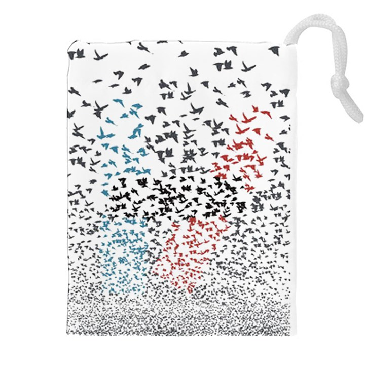Twenty One Pilots Birds Drawstring Pouches (XXL)