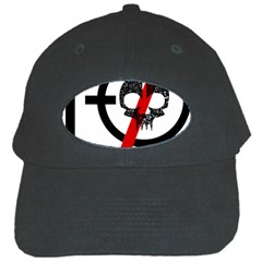 Twenty One Pilots Skull Black Cap