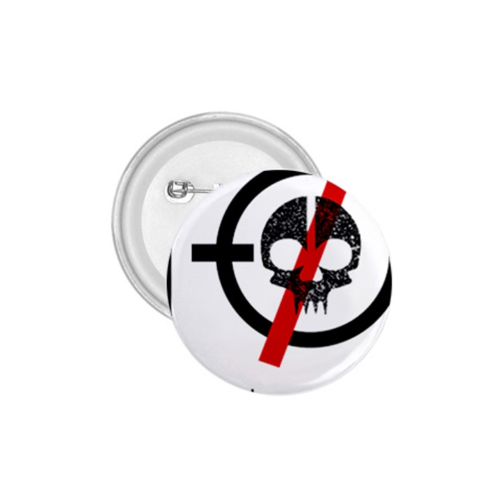 Twenty One Pilots Skull 1.75  Buttons
