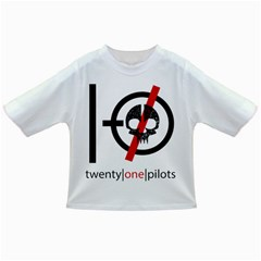 Twenty One Pilots Skull Infant/Toddler T-Shirts