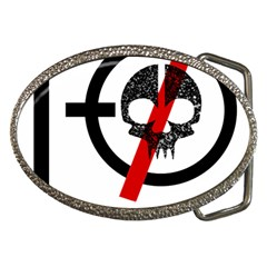 Twenty One Pilots Skull Belt Buckles